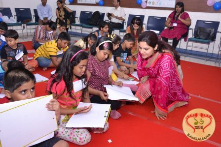 Fortis Hospital, Anandapur, organized a summer camp for the children and adolescents as a part of their personality development initiative.