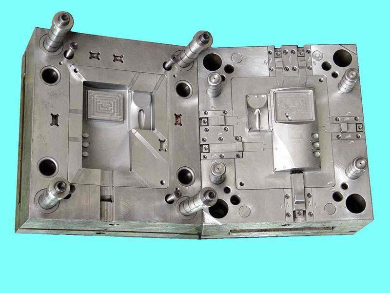 Mini 5 axis aluminium metal mold milling engraving router