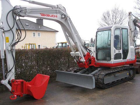 Takeuchi Tb175 Compact Excavator Parts Manual Download Sn 17510003 And Up Excavator Parts Excavator Manual