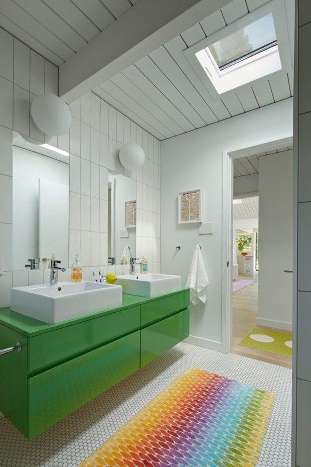 Small Bathroom Rubber Flooring | Small bathroom floor tile ideas ...