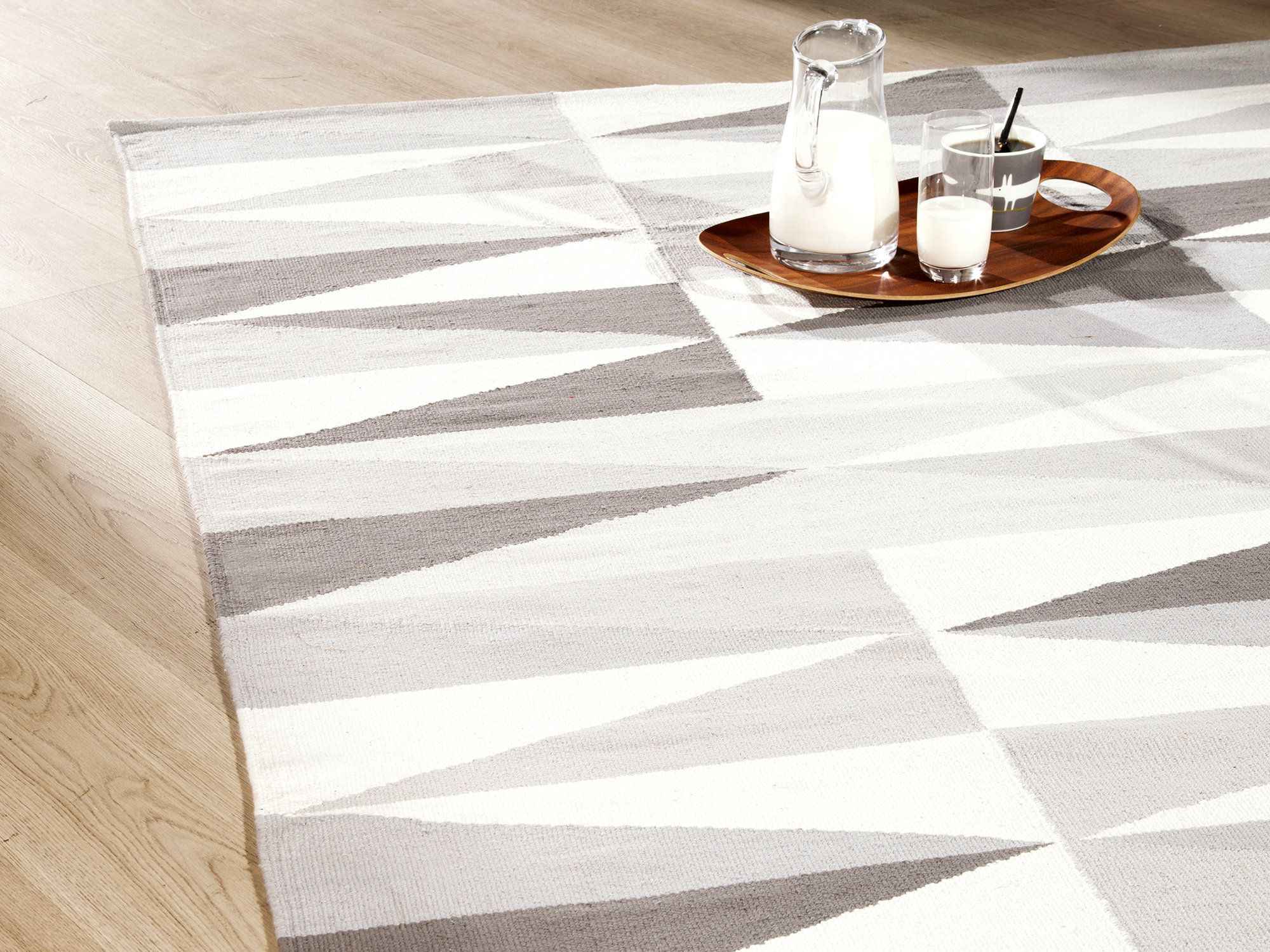 Inspirant Tapis Beige Gris Decoration Francaise Rugs