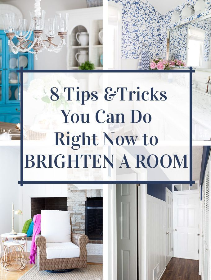 8 Tips And Tricks That Will Show You How To Brighten A