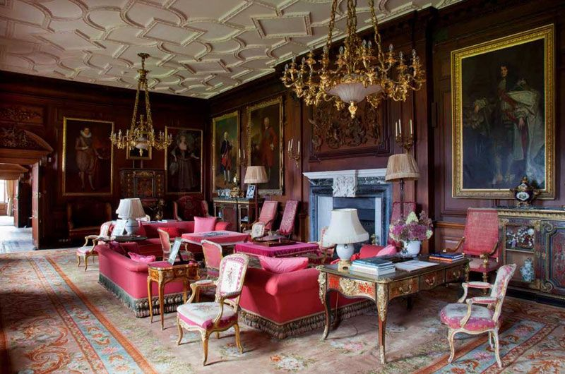 scottish homes and interiors drumlanrig castle interiors scotland stately homes of 21614