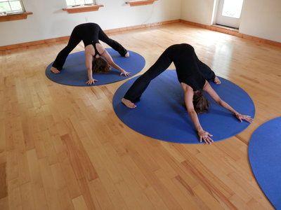 "yoga poses around the world ""prasarita padottanasana on"