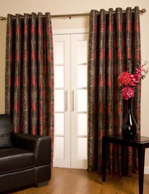 Living Room Curtain Designs Entrancing Top 15 Luxury Living Room Curtain Design Ideas  Best Living Room Review