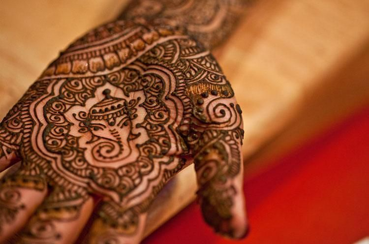Mehndi Ceremony Background Wallpapers : Ganesh mehndi design for chaturthi designs