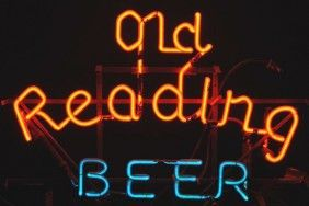 1683: Reading Old Beer Neon Sign. : Lot 1683
