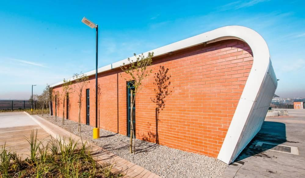 TOP PROJECT: Waterfall Public Transport Holding Facility | Clay Brick  Association Of South Africa Pictures