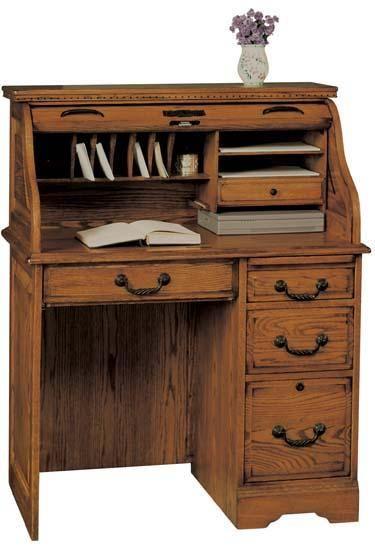 Rolltop Desk | Home Office Furniture   Roll Top Desks
