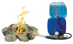 7002 Zodi Fire Coil Water Heater