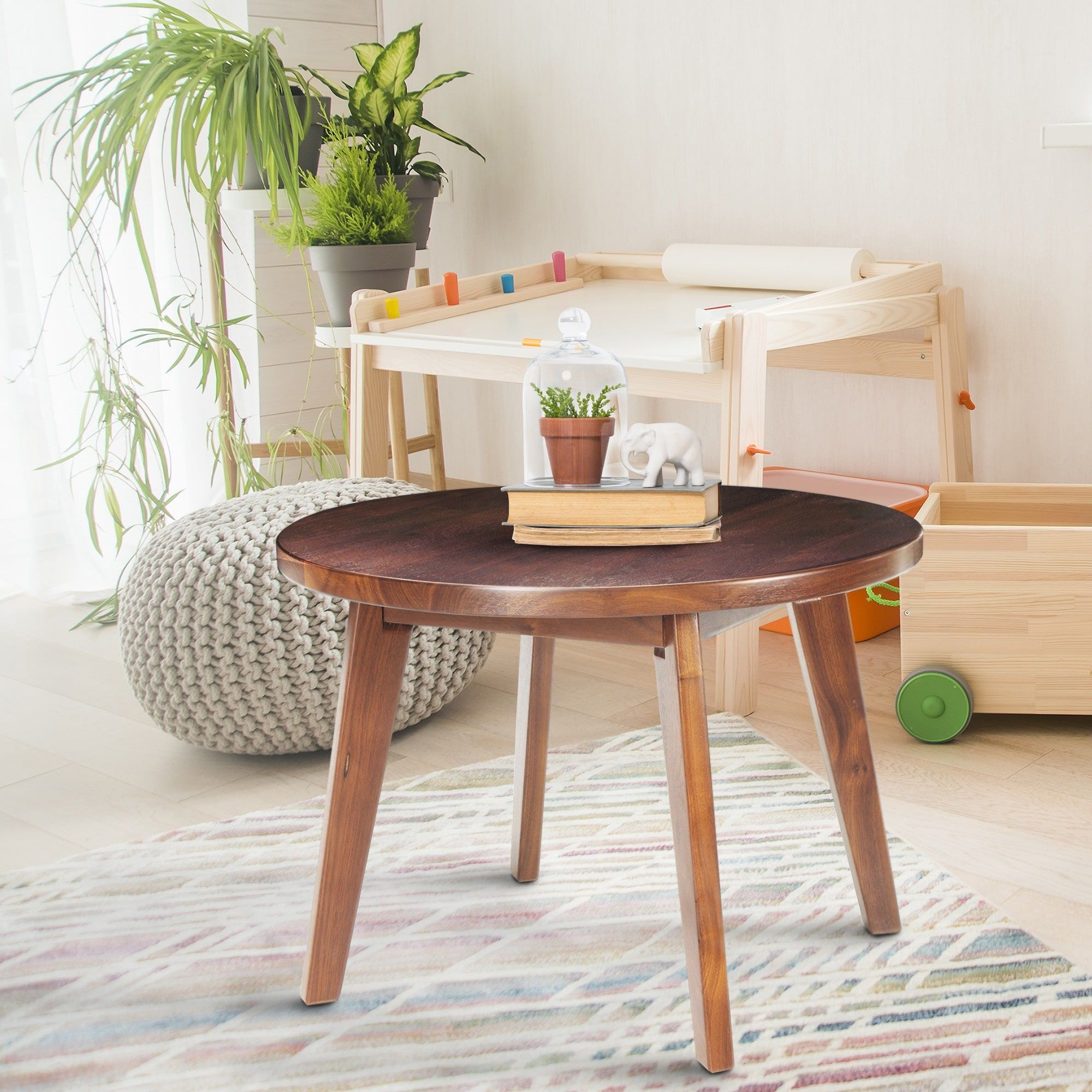 Coffee Table Round Small Home Goods Free Shipping On Orders Over 45 At