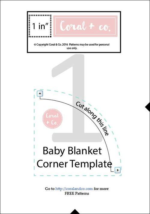 Easy DIY Baby Swaddle Blanket Pattern and Tutorial
