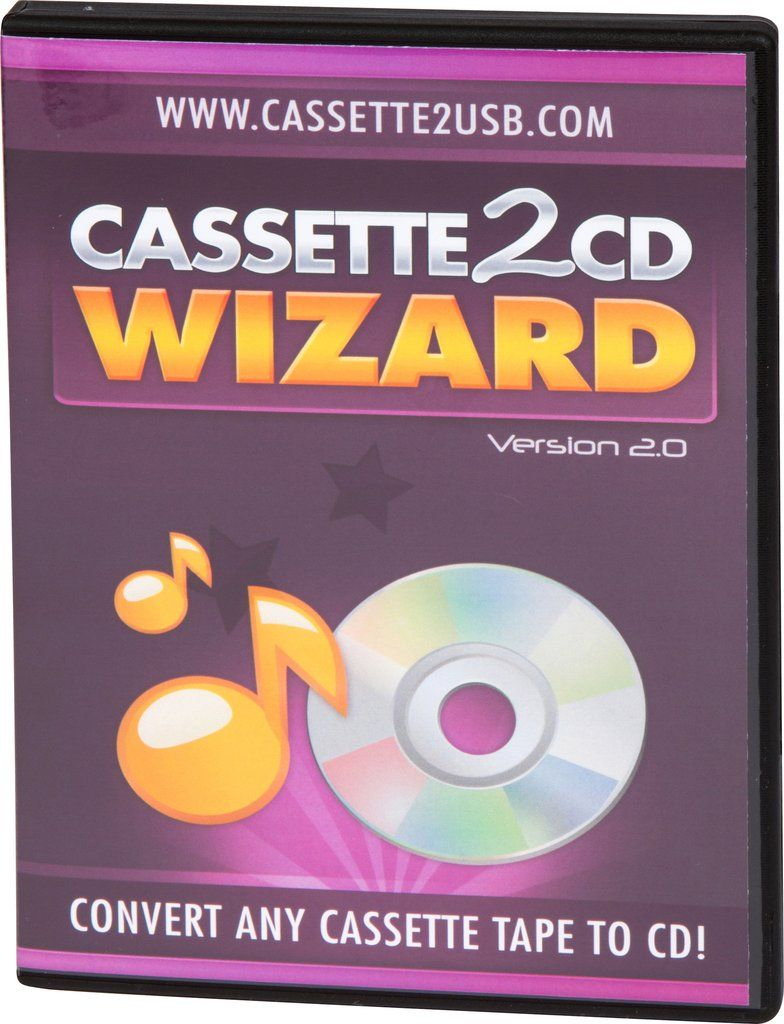 If you've got a lot of cassette tapes sitting in your house, why not turn them into digital format? Restore memories and save money by not having to re-purchase