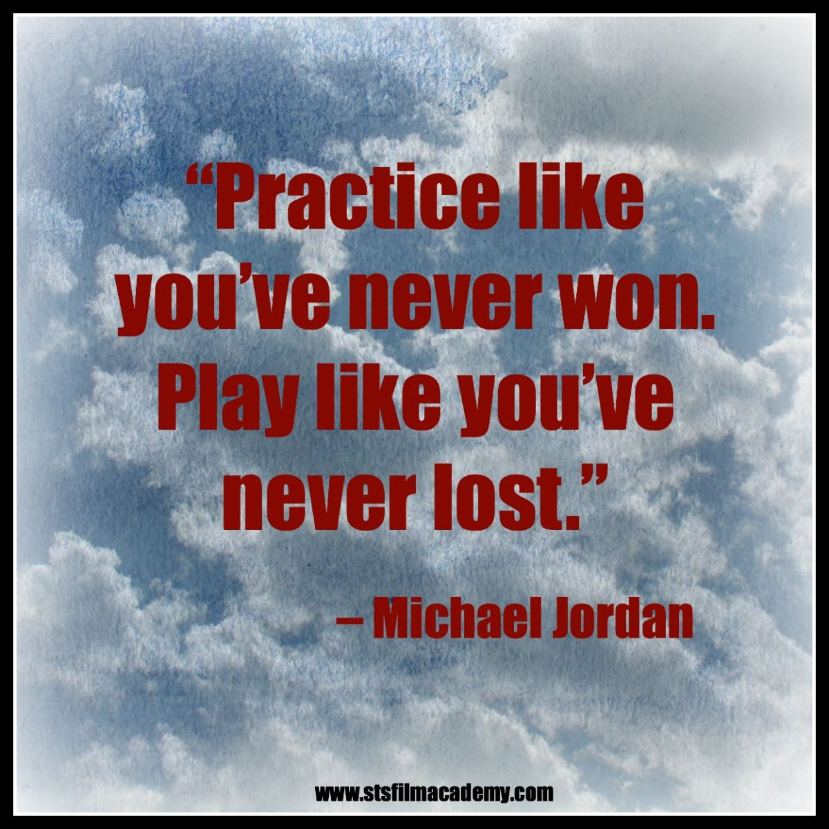 Pin By Sts Film Academy On Inspiration For Actors Michael Jordan Quotes Quotes For Kids Jordan Quotes