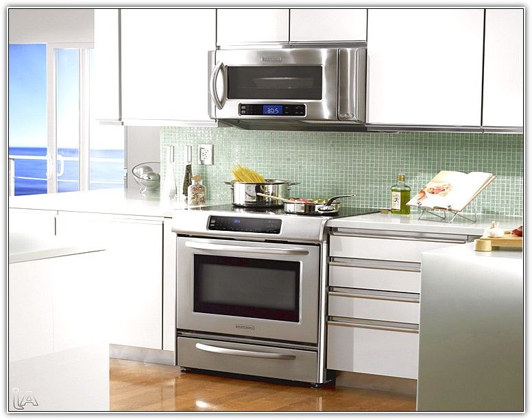 Microwave Vet Hood Combo Captivating Interior Home Design Backyard