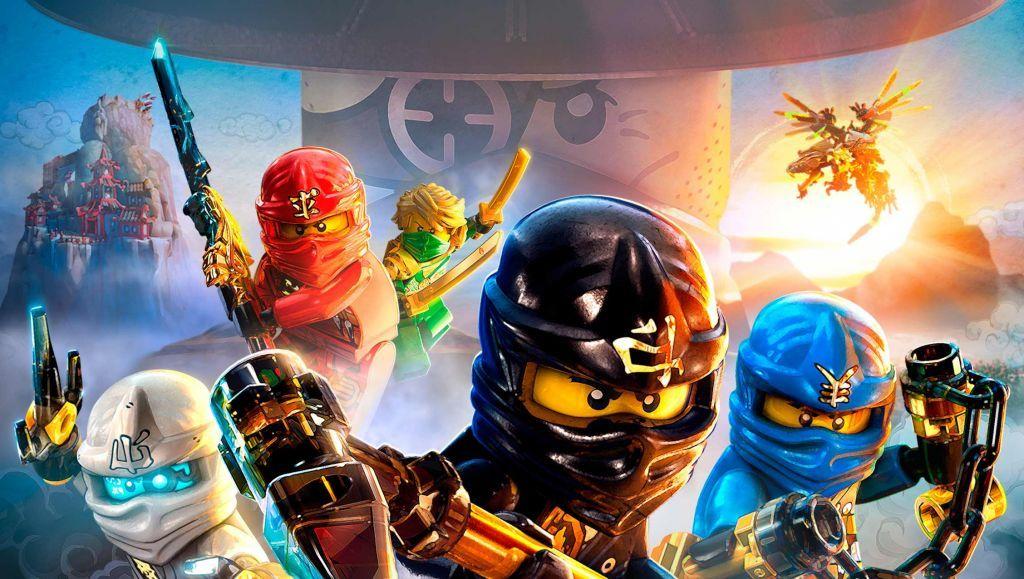 Épinglé par LMI KIDS sur Lego Ninjago Lego ninjago, Lego