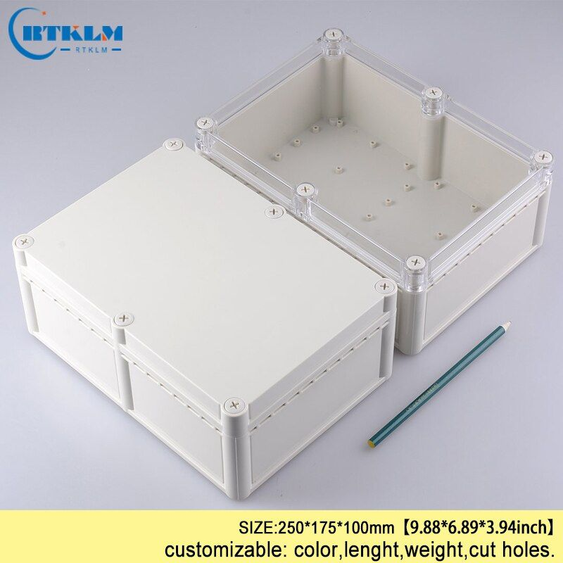 Best Price Plastic Waterproof Distribution Box Electronics Circuit Project Abs Plastic Enclosure Ip68 In 2020 Diy House Projects Cool Diy Projects Diy Craft Projects