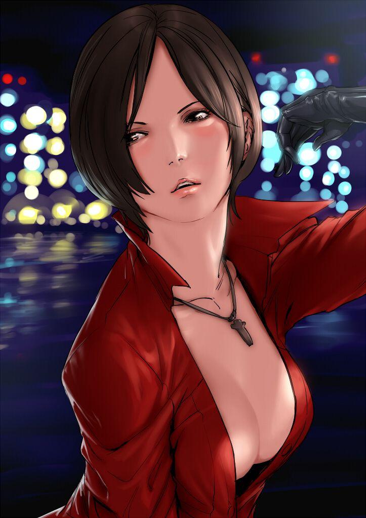 Ada Wong Resident Evil 6 Resident Evil Fan Art Videojuegos