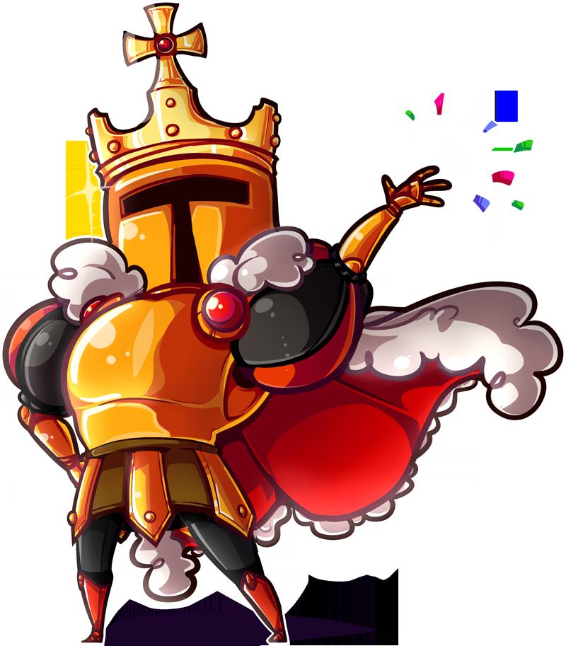 how to kill the knight king