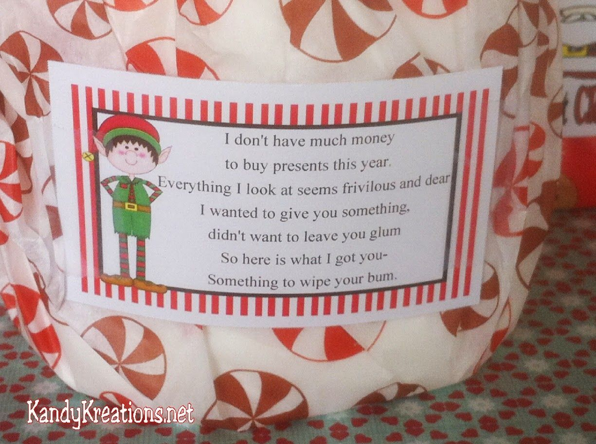 Funny Toilet Paper Toilet Paper Card Christmas Google Search Gag Gifts