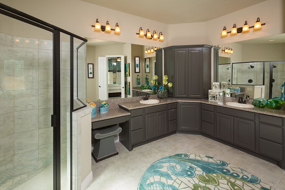 Trendmaker model homes katy tx