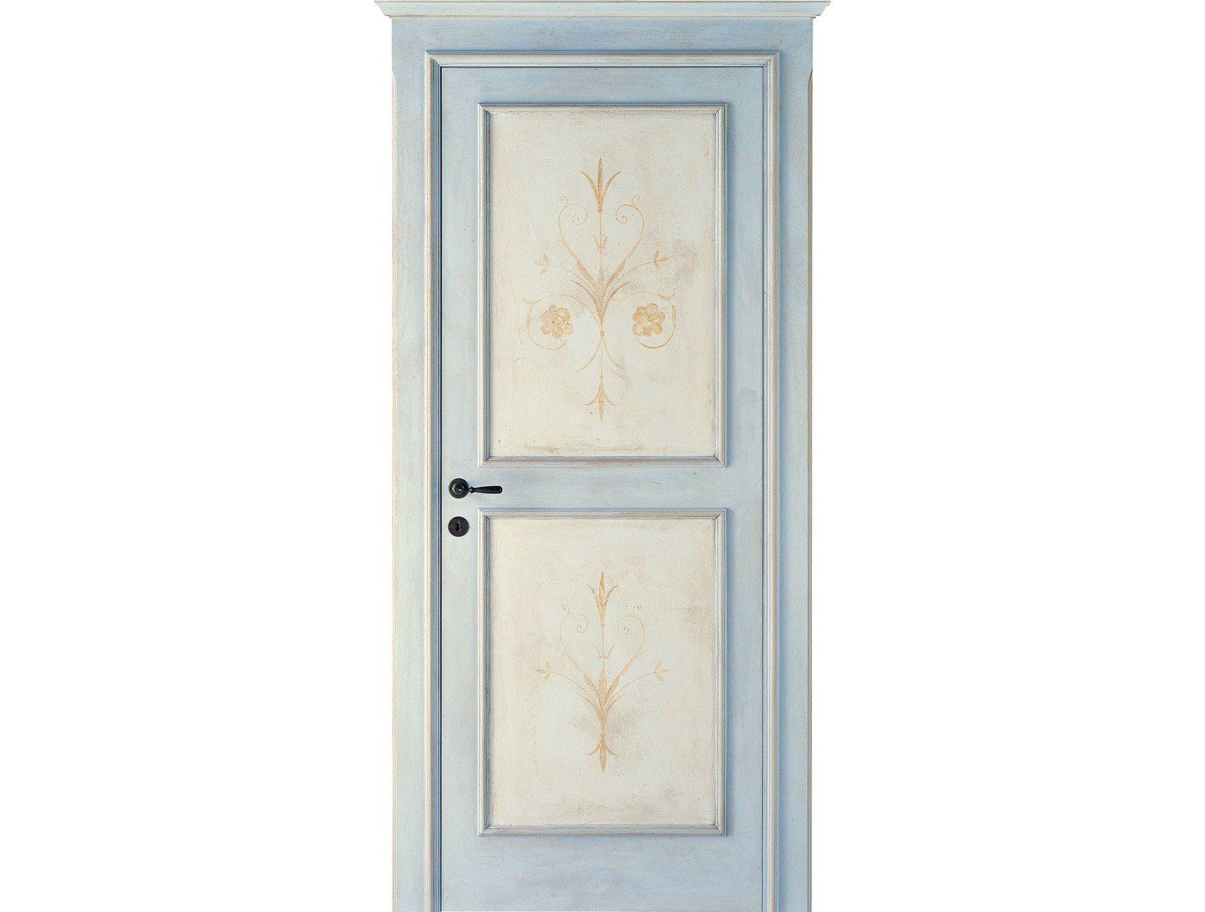 porte interne decorate a mano lunamare antiche porte