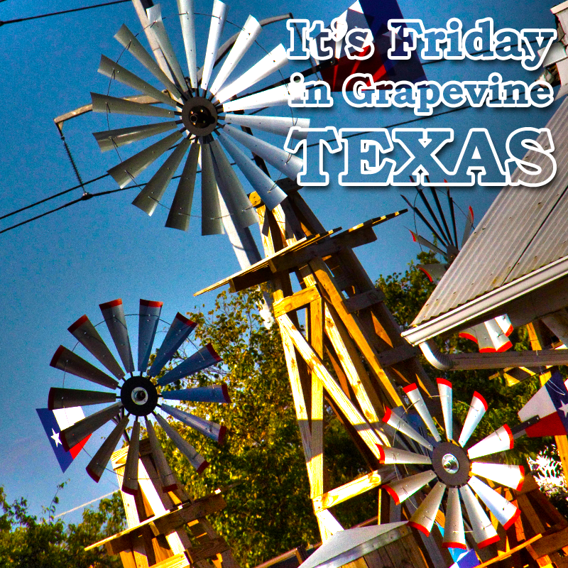 It's Friday in #GrapevineTX! Looking for something to do this #weekend? Check out our blog for ideas!
