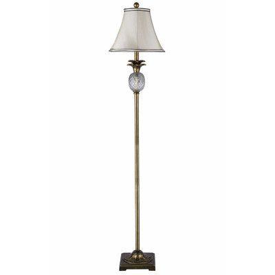 Abbyson Living Valerie Pineapple 61 Floor Lamp Reviews