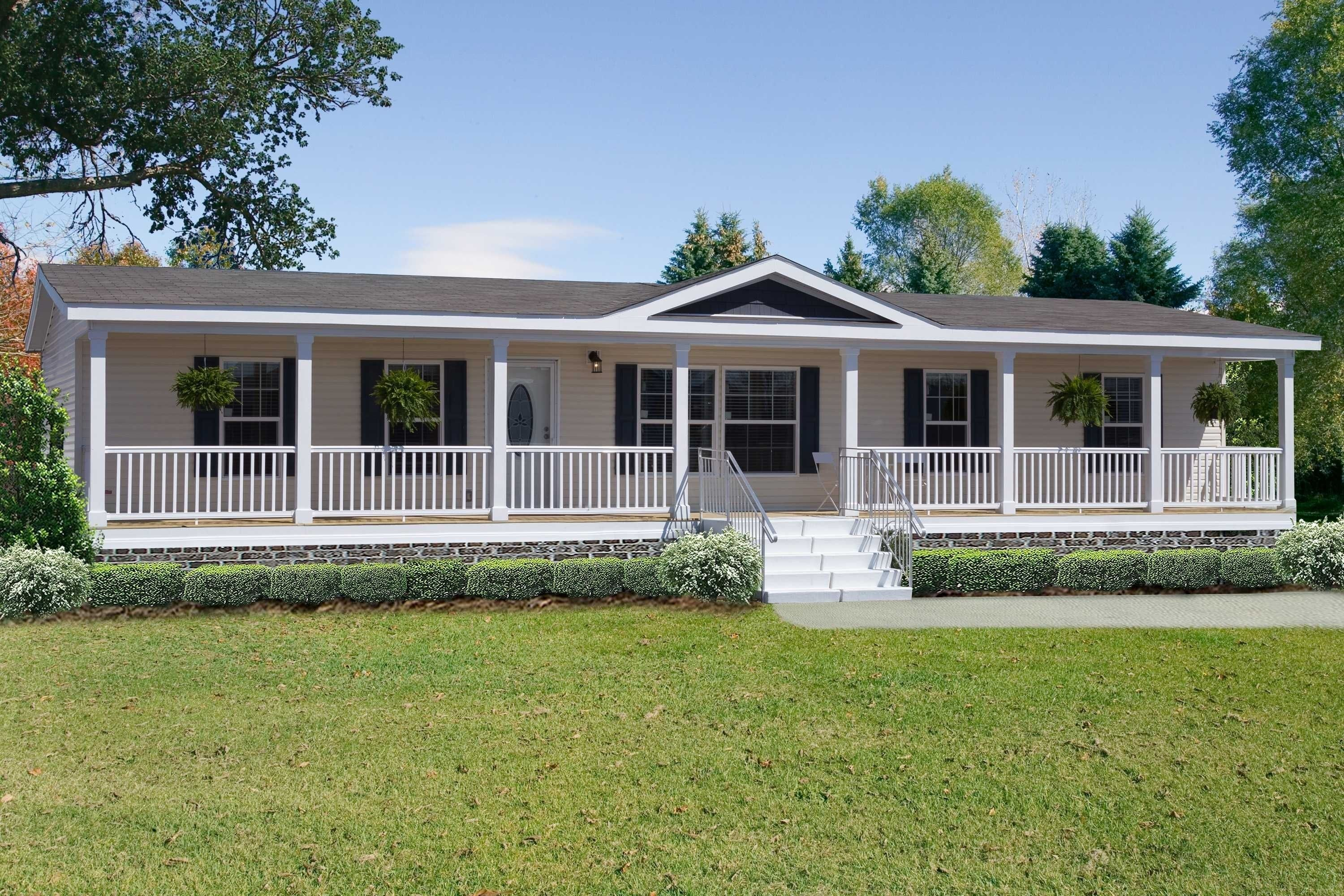 Best Of Front Porch Designs For Double Wide Mobile Homes Bw16i4