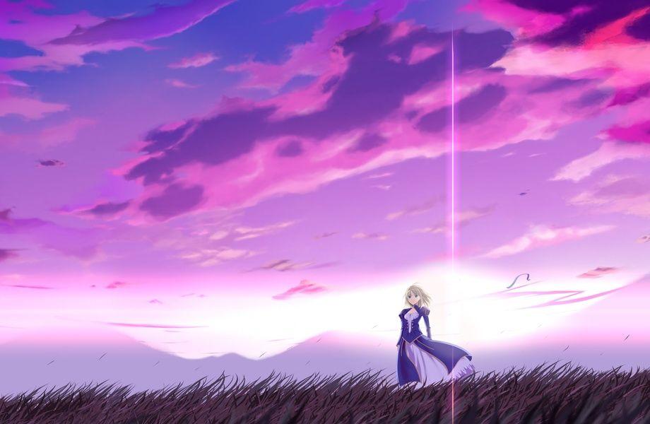 Fantasy Girl Alone 4k Ultra Hd Wallpaper 4k Wallpaper Net Hd Landscape Landscape Wallpaper Nightscape