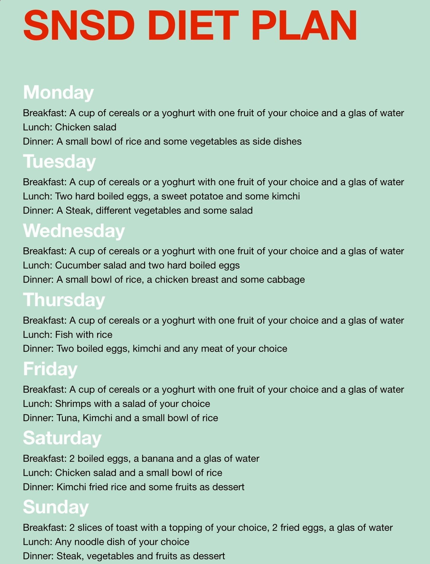 Detox food recipes for weight loss