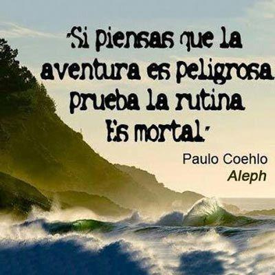 Paulo Coelho Frases Para Facebook Actuales Imagenes Con