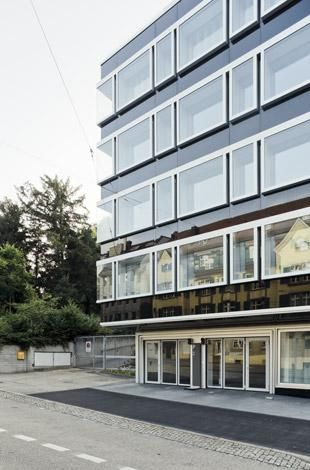 max dudler architekt liechtensteinische landesbank z rich facade pinterest z rich. Black Bedroom Furniture Sets. Home Design Ideas