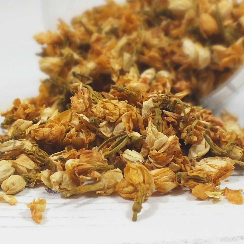 Sticking To The Yellow Theme Today Here Are Our Dried Jasmine