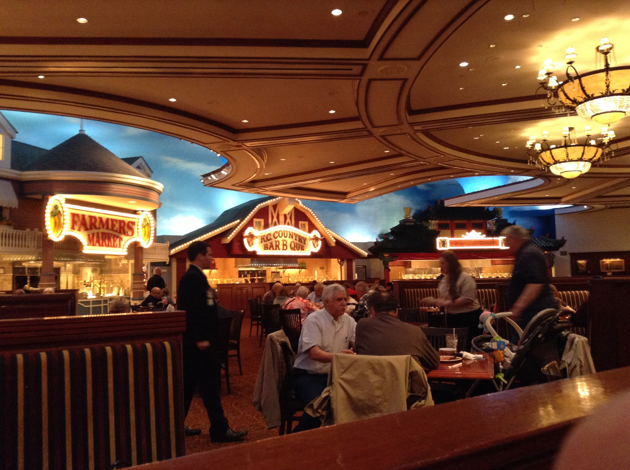 Strange Enjoy A Great Dinner At Horizon Buffet In The Ameristar Download Free Architecture Designs Crovemadebymaigaardcom
