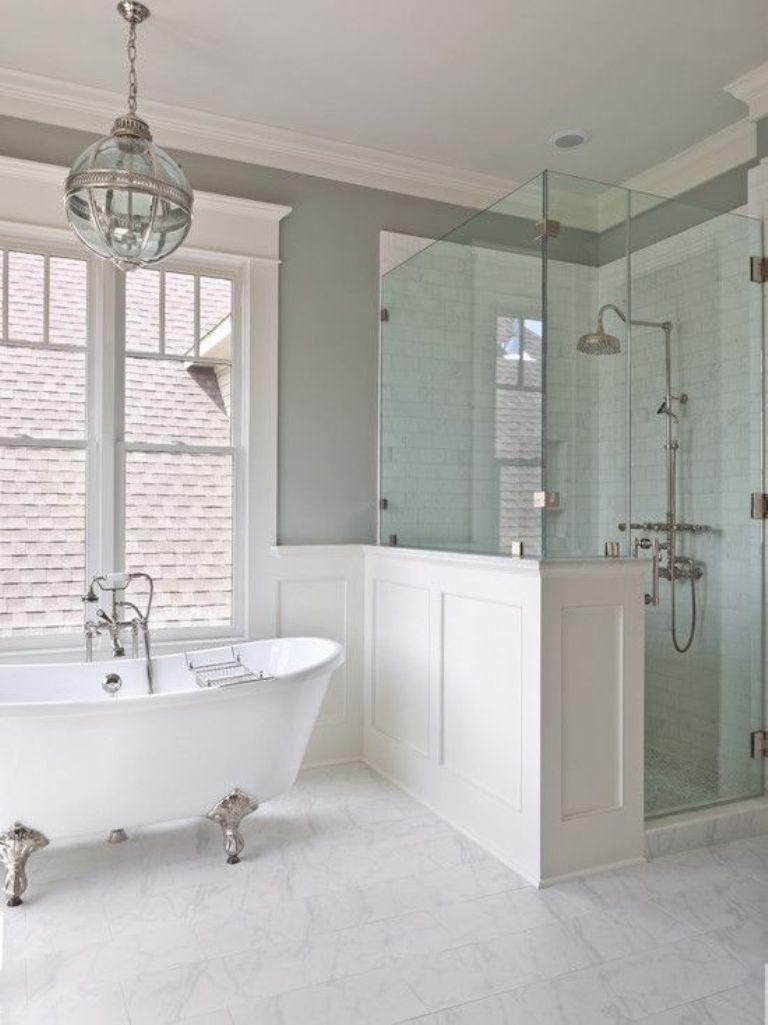 5 Clawfoot Bathtub Ideas for Modern Chic Bathroom  Rilane - We