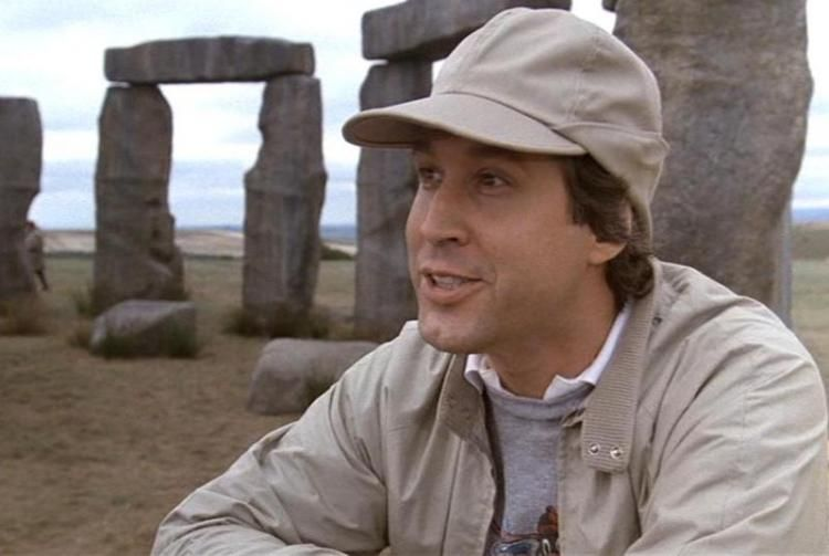 Chevy Chase 183 National Lampoon S European Vacation