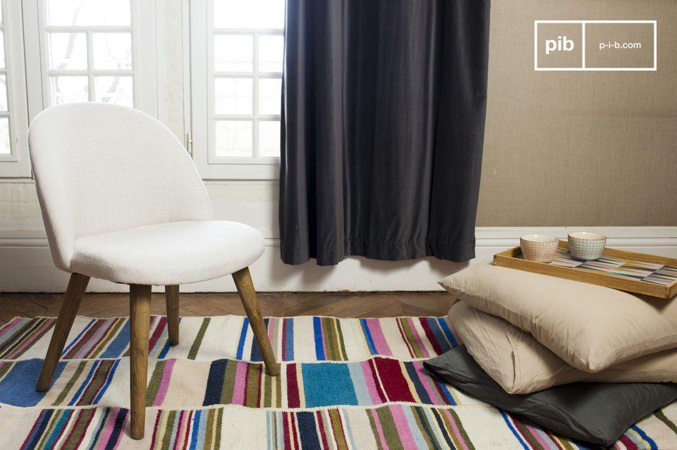 Stoffe arredamento ~ La sedia ecrù lear è un bellissimo oggetto tipico dell arredamento