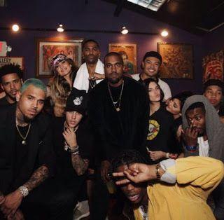 Big Sean Reminisce On The 2015 House Of Blues Show Chris Brown Kanye J Cole Tyga Meek Mill Jlo Big Sean Chris Brown Justin Bieber