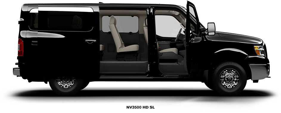 Nissan Nv3500 Hd Van Http Www Nissancommercialvehicles Nv