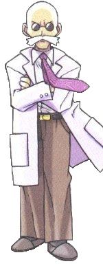Pokemon Alestair Gym Leader Jacket