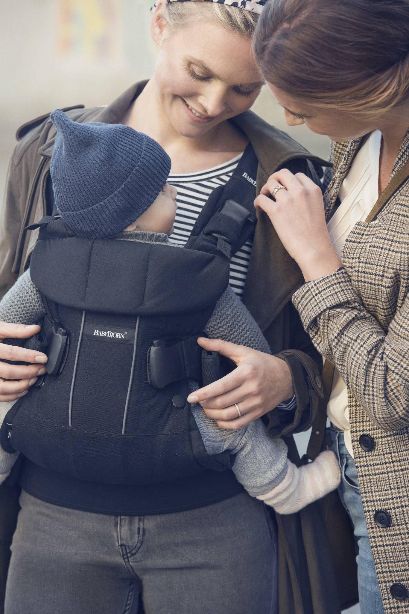 Win A Babybjorn Baby Carrier One Worth 229 95 Baby Bjorn Baby Carrier Ergonomic Baby Carrier