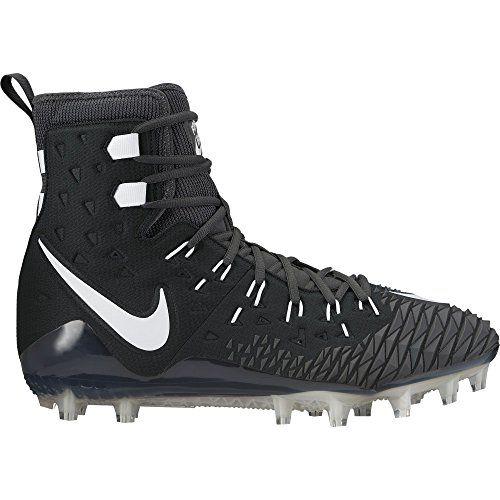 premium selection 08f2c f9f8d Nike Force Savage Elite TD Black Men s Football Cleats Size 14
