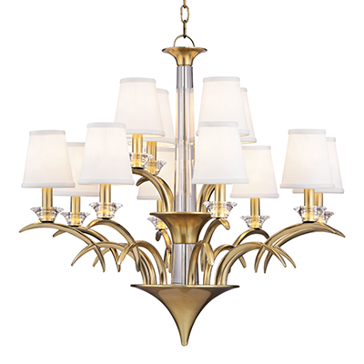 Marcellus Chandelier By Hudson Valley Lighting