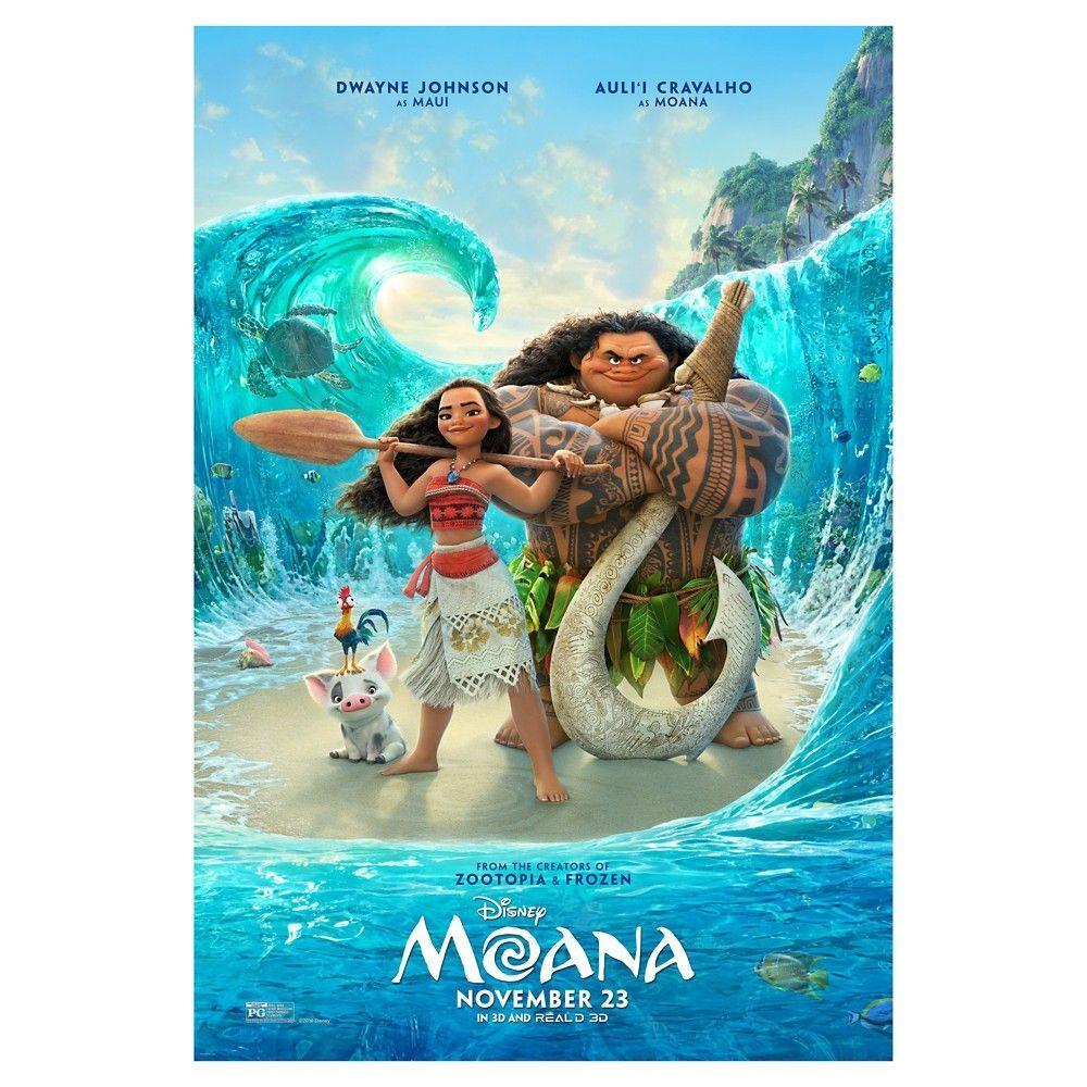 Moana (3D + Blu-ray + Dvd + Digital) 3 Disc   Products   Pinterest ...