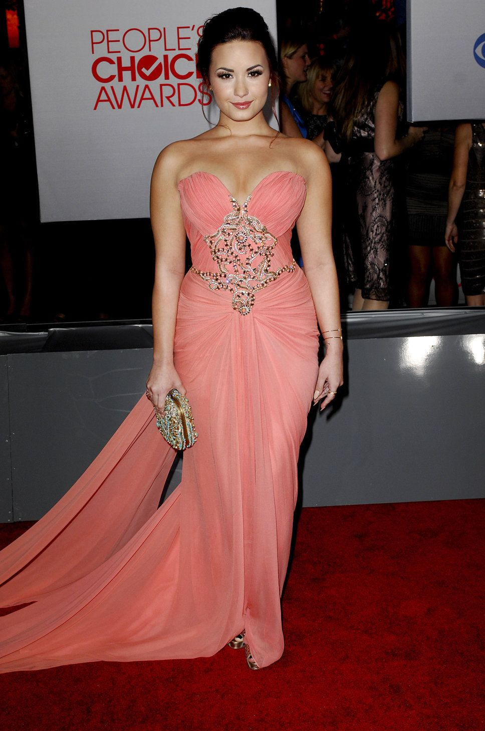 Demi Lovato | beauts | Pinterest | Pastels, Prom and Red carpet