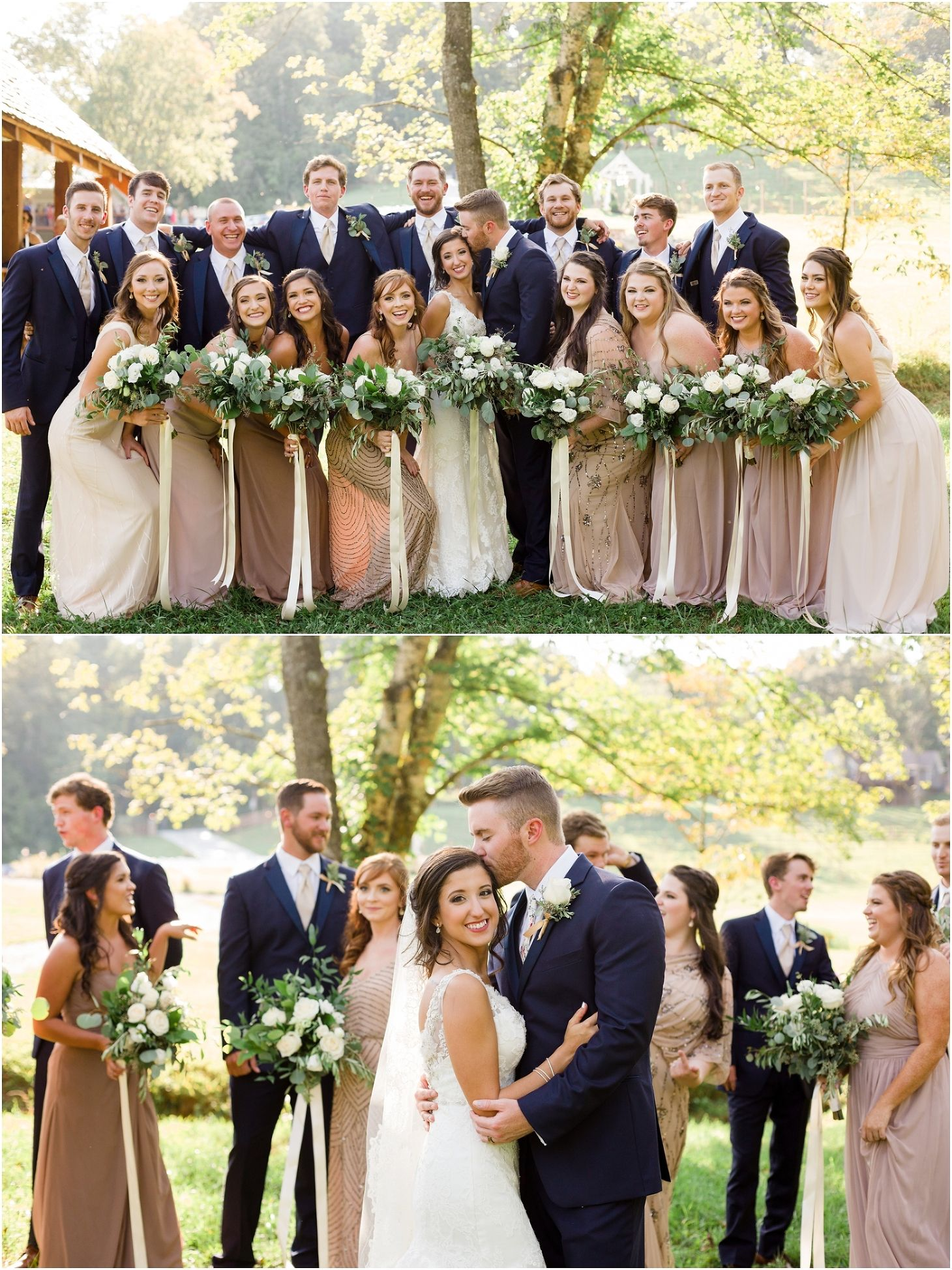 Large Wedding Party Photo Ideas Wedding Party Photos Wedding Poses Wedding Parties Pictures