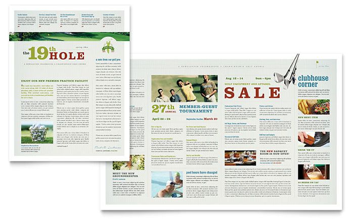 Speech Therapy Education Newsletter Template Design StockLayouts - newsletter template for word