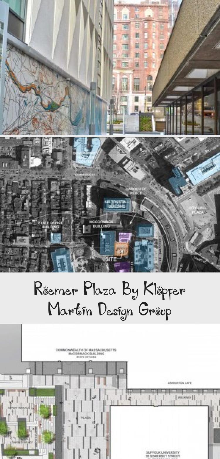 Roemer Plaza by Klopfer Martin Design Group « Landscape