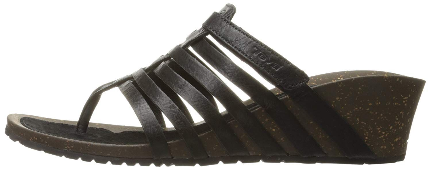 d7072fad12cb Teva Women s Cabrillo 3 Wedge Thong Sandal     More info could be found at  the image url. (This is an affiliate link)  sandalslover